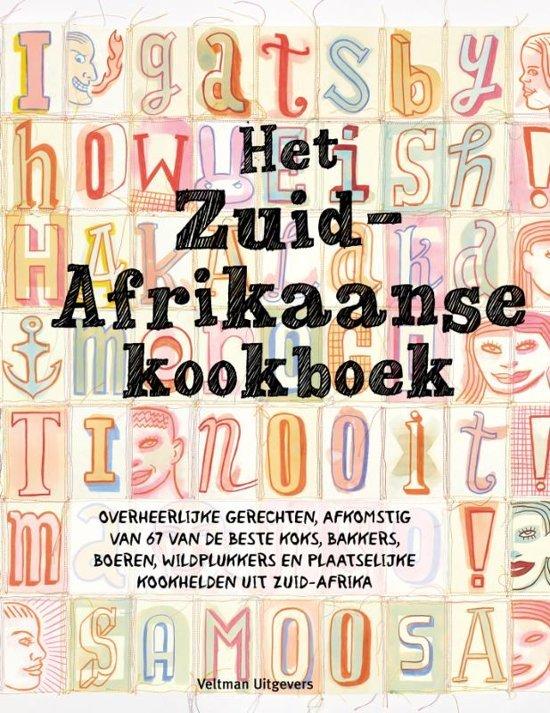 Het Zuid-Afrikaanse kookboek   Libby Doyle 9789048315550 Libby Doyle Veltman   Culinaire reisgidsen Zuid-Afrika