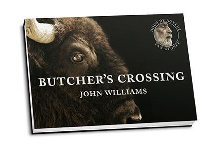 Butcher's Crossing | Dwarsligger 9789049803292  Dwarsligger®   Reisverhalen VS-West, Rocky Mountains