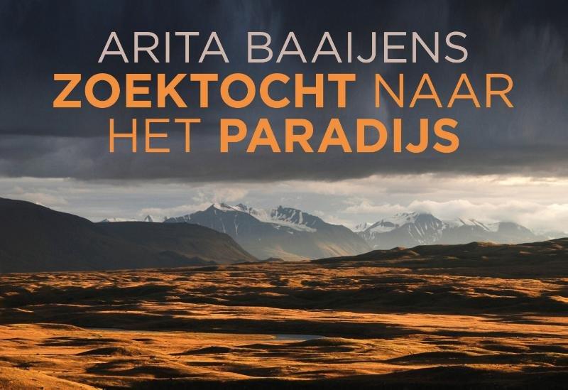 Arita Baaijens   Zoektocht naar het paradijs - Dwarsligger 9789049805234 Arita Baaijens Dwarsligger®   Reisverhalen Centraal-Azië, Iran