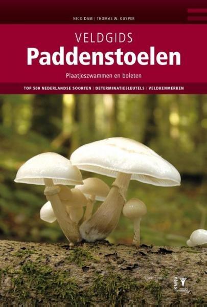 Veldgids Paddenstoelen (paddestoelen) 9789050114639 Nico Dam en Thomas W. Kuyper KNNV Veldgidsen  Natuurgidsen Nederland