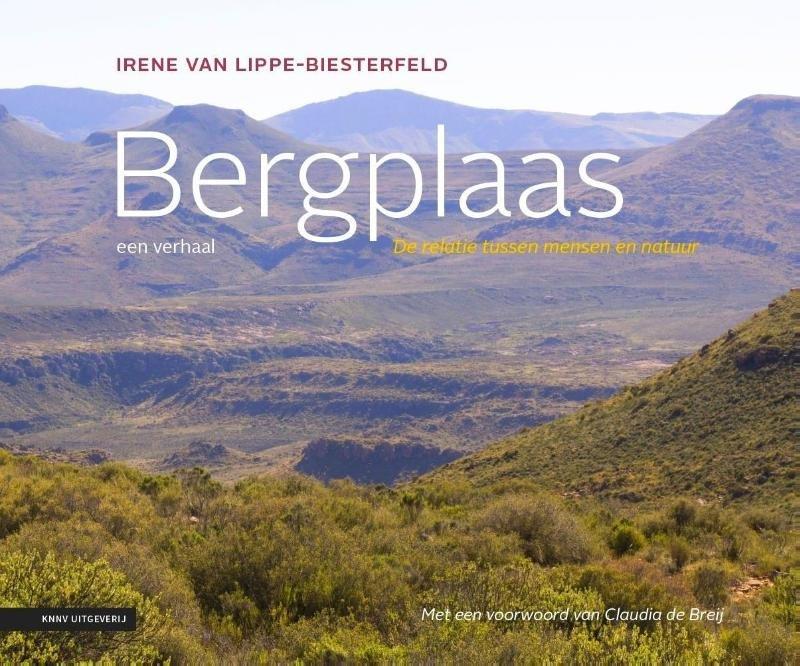 Bergplaas | Irene van Lippe-Biesterfeld 9789050115742  KNNV   Natuurgidsen Zuid-Afrika