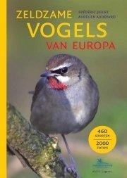 Zeldzame vogels in Europa 9789050116411 Aurélien Audevard & Frédéric Jiguet KNNV   Natuurgidsen, Vogelboeken Europa