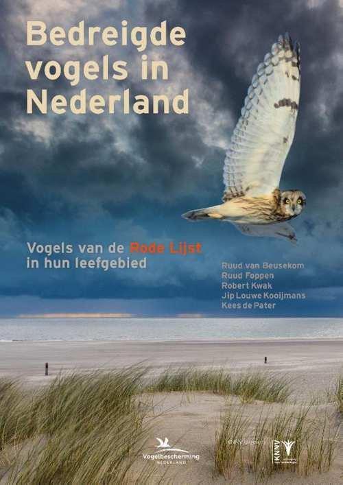 Bedreigde vogels in Nederland 9789050116688 Robert Kwak et.al KNNV   Natuurgidsen, Vogelboeken Nederland