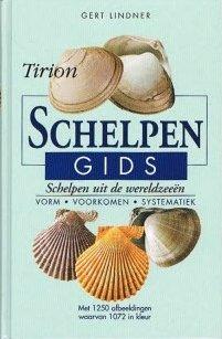 Schelpengids 9789052104096 Lindner Tirion Tirion Natuur  Natuurgidsen Wereld als geheel