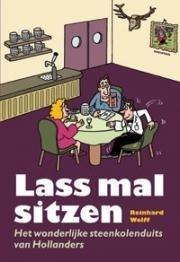 Lass mal sitzen 9789055947225  Scriptum   Taalgidsen en Woordenboeken Duitsland