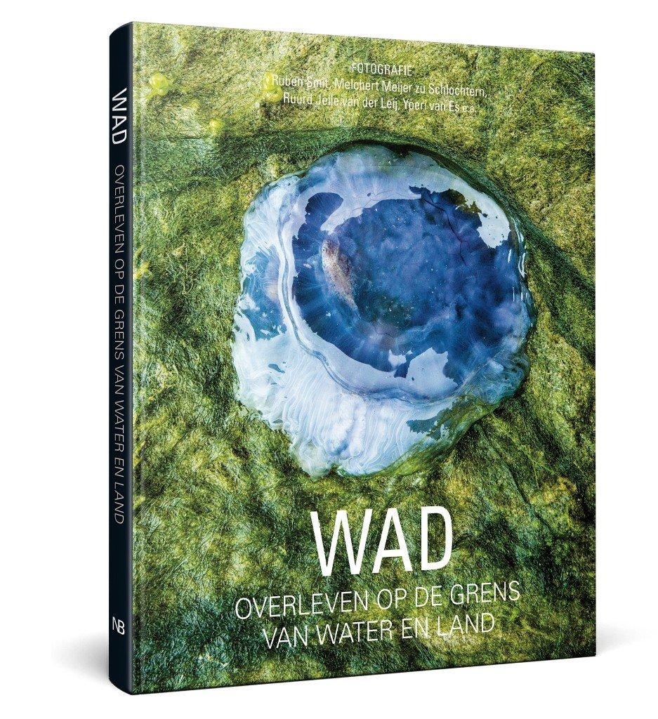 Wad | Ruben Smit 9789056154820 Ruben Smit Bornmeer   Fotoboeken Waddeneilanden en Waddenzee