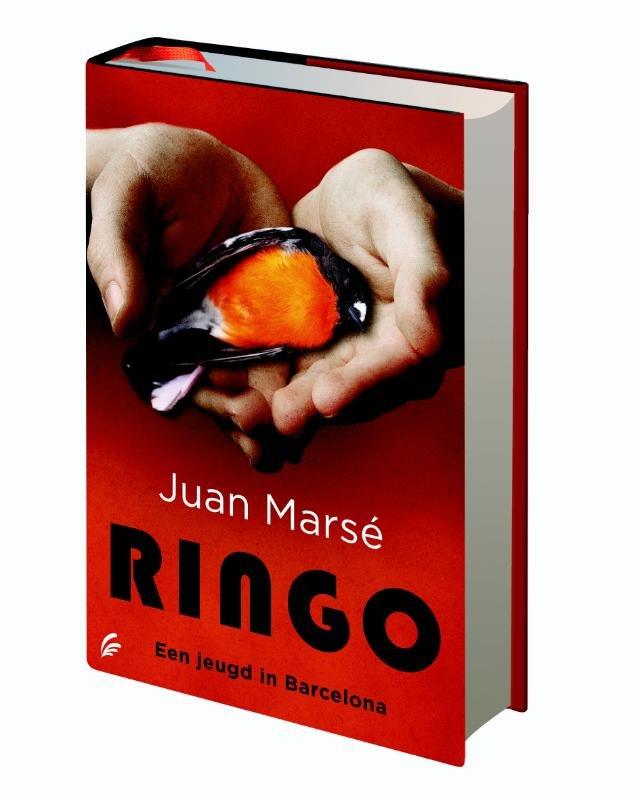 Ringo 9789056724214 Juan Marse Signatuur   Reisverhalen Barcelona