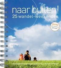 Naar Buiten met CD-rom 9789057672590  Mo Media   Wandelgidsen Nederland