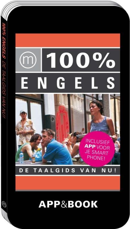Engels (met app)   taalgids 9789057675003  Mo Media Taalgidsen  Taalgidsen en Woordenboeken Groot-Brittannië
