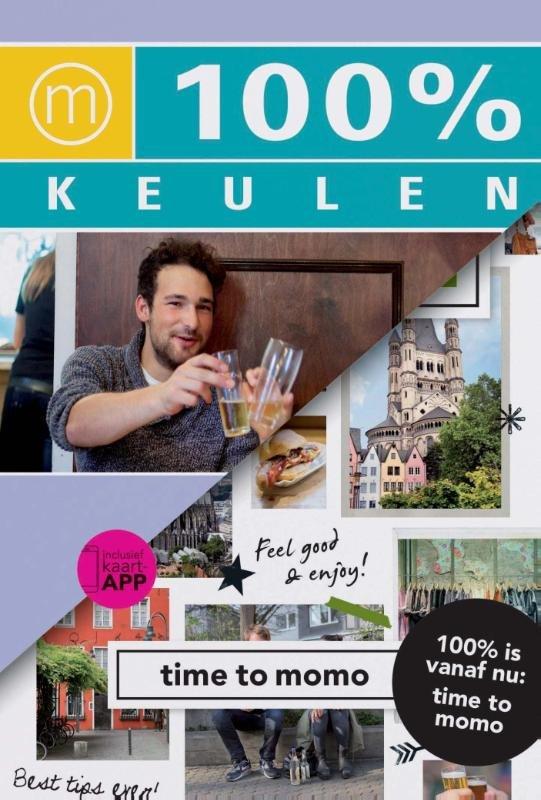 Time to Momo Keulen (100%) 9789057677601  Mo Media Time to Momo  Reisgidsen Niederrhein, Ruhrgebied, Keulen