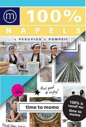 Time to Momo Napels (100%) 9789057678288  Mo Media Time to Momo  Reisgidsen Napels, Amalfi, Campanië