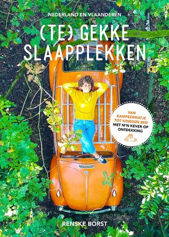 (Te) gekke slaapplekken 9789057678394  Mo Media   Hotelgidsen Benelux