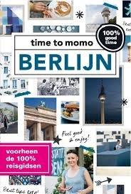 Time to Momo Berlijn (100%) 9789057678400  Mo Media Time to Momo  Reisgidsen Berlijn, Brandenburg