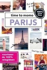 Time to Momo Parijs (100%) 9789057678417  Mo Media Time to Momo  Reisgidsen Parijs, Île-de-France