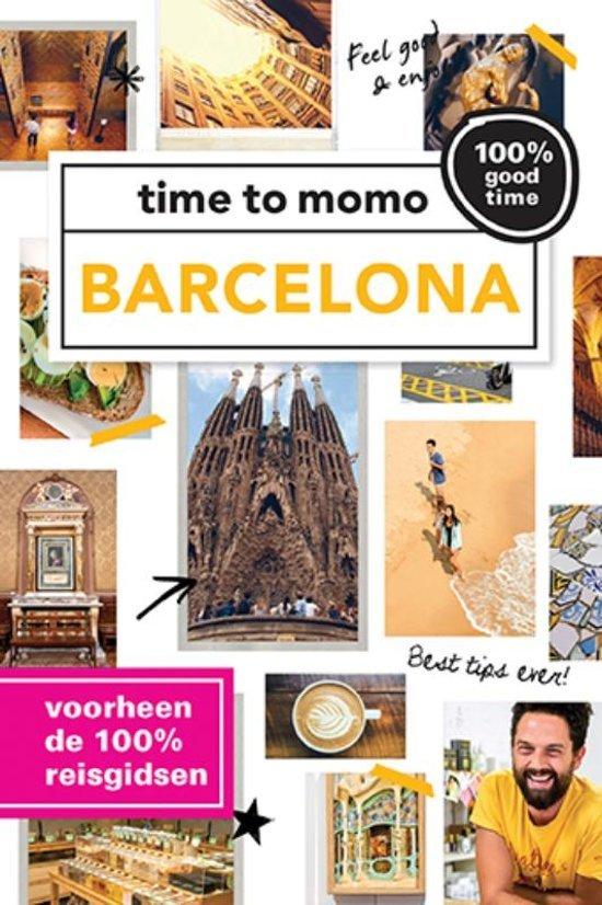 Time to Momo Barcelona (100%) 9789057678578  Mo Media Time to Momo  Reisgidsen Barcelona