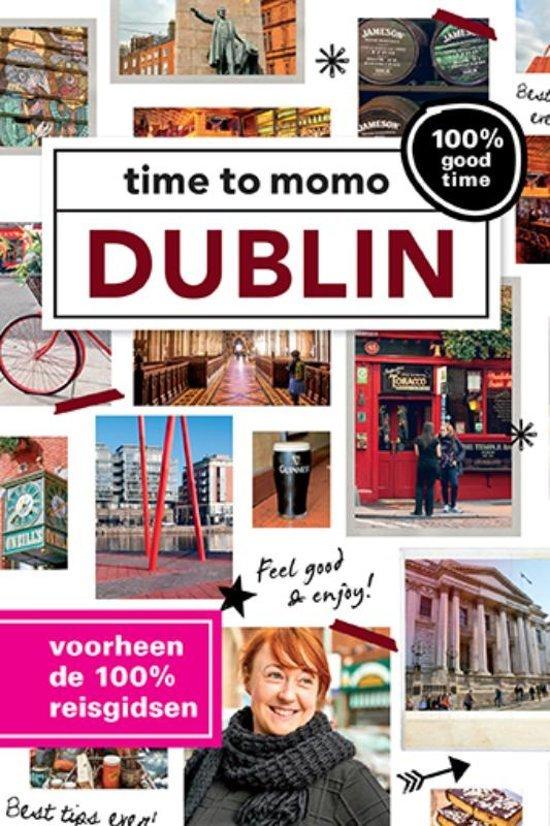 Time to Momo Dublin (100%) 9789057678752  Mo Media Time to Momo  Reisgidsen Ierland Noord- en Oost, Dublin