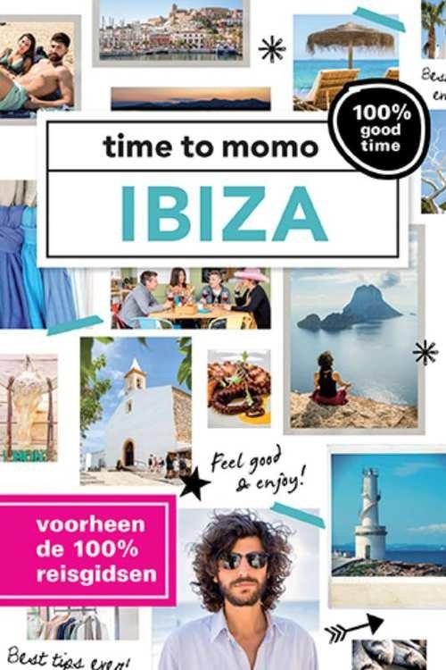Time to Momo Ibiza 9789057678790  Mo Media Time to Momo  Reisgidsen Ibiza