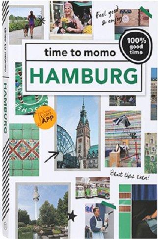 Time to Momo Hamburg (100%) 9789057678820  Mo Media Time to Momo  Reisgidsen Schleswig-Holstein, Hamburg, Niedersachsen