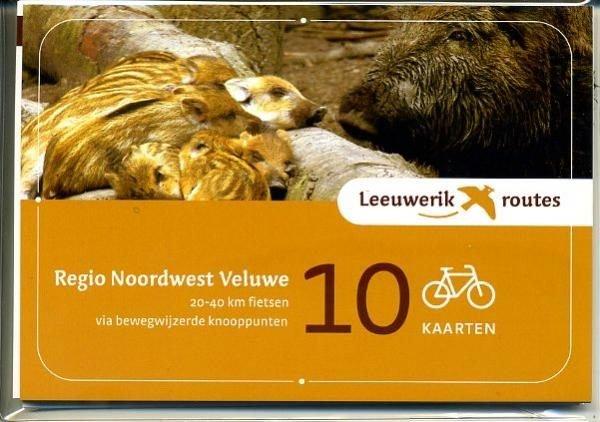 Leeuwerikroutes Veluwerand 9789058814715  Buijten & Schipperheijn   Fietsgidsen Arnhem en de Veluwe