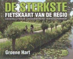 DSF-11 De sterkste fietskaart van Het Groene Hart 1:50.000 9789058817143  Buijten & Schipperheijn DSF  Fietskaarten Den Haag, Rotterdam en Zuid-Holland