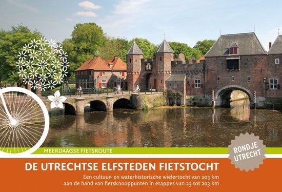De Utrechtse Elfsteden Fietstocht 9789058819772  Buijten & Schipperheijn meerdaagse fietsroutes (NL)  Fietsgidsen, Meerdaagse fietsvakanties Utrecht