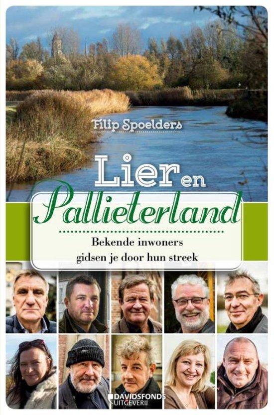 Lier en Pallieterland | reisgids 9789059088467  Davidsfonds   Reisgidsen Vlaanderen & Brussel