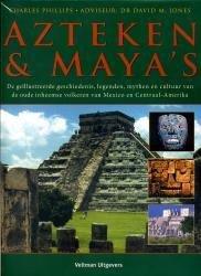 Azteken en Maya s 9789059203761 Charles Phillips Veltman   Reisverhalen Midden-Amerika