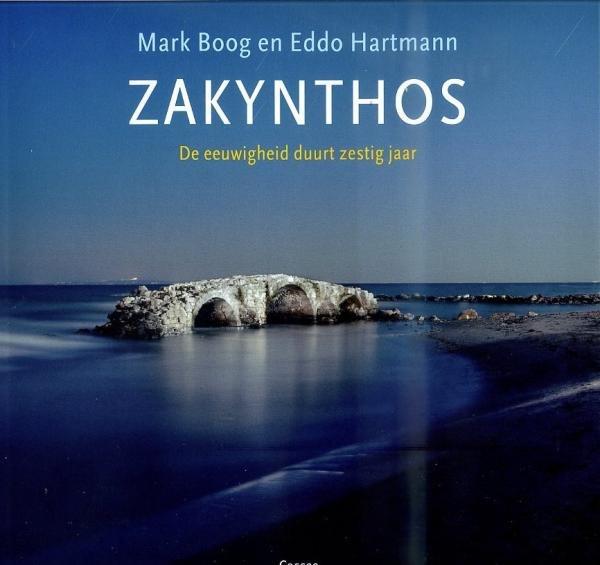 Zakynthos 9789059363502 Mark Boog Cossee   Landeninformatie Ionische Eilanden (Korfoe, Lefkas, etc.)