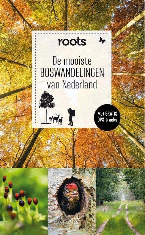 Tijdschrift Roots 9789059568815 Tijdschrift Roots Fontaine   Wandelgidsen Nederland