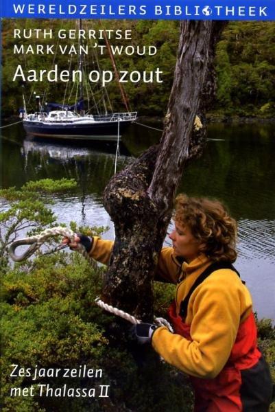 Aarden op zout 9789059610828 Ruth Gerritse De Alk   Watersportboeken Zeeën en oceanen