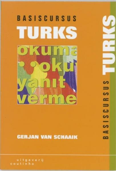 Basiscursus Turks 9789062834242  Coutinho   Taalgidsen en Woordenboeken Turkije