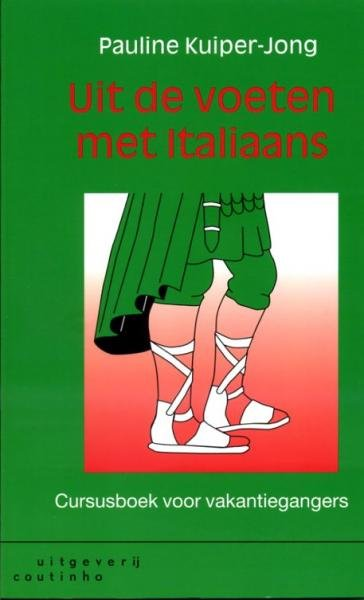Uit de Voeten met Italiaans 9789062834884  Coutinho   Taalgidsen en Woordenboeken Italië