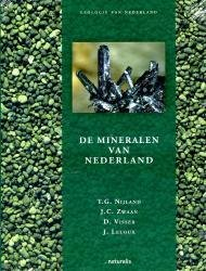 De Mineralen van Nederland 9789063910037  KNNV   Natuurgidsen Nederland