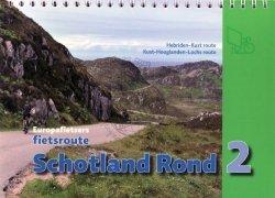 Fietsroute Schotland Rond 2 | fietsgids 9789064558252 Europafietsers Pirola Pirola fietsgidsen  Fietsgidsen, Meerdaagse fietsvakanties Schotland