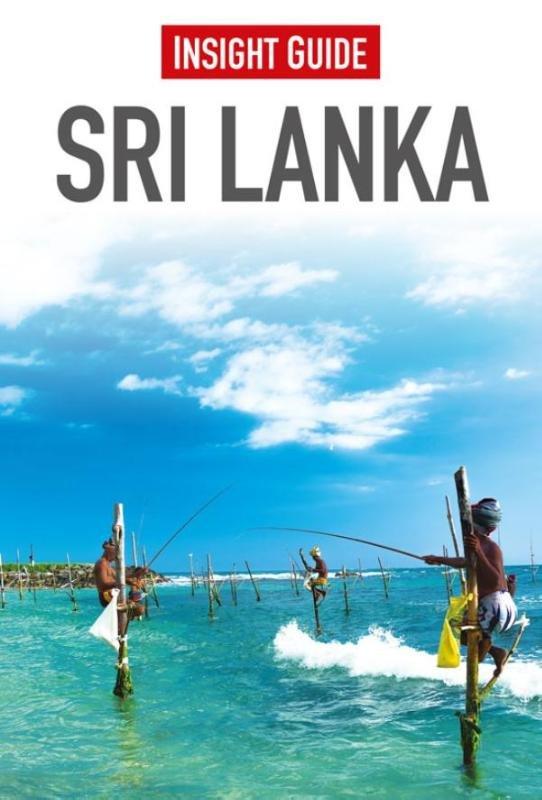 Insight Guide Sri Lanka   reisgids (Nederlandstalig) 9789066554535  Cambium Insight Guides/ Ned.  Reisgidsen Sri Lanka