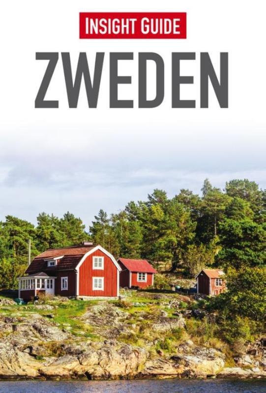 Insight Guide Zweden | reisgids 9789066554603  Cambium Insight Guides/ Ned.  Reisgidsen Zweden