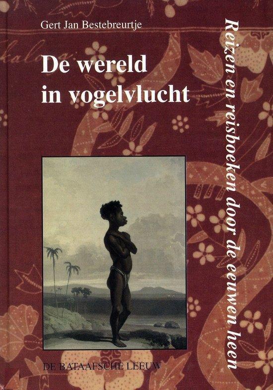 De wereld in vogelvlucht 9789067076623 Gert Jan Bestebreurtje De Bataafsche Leeuw   Historische reisgidsen, Landeninformatie Wereld als geheel