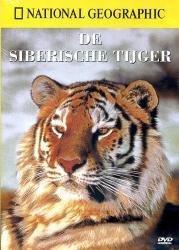 SIBERISCHE TIJGER DVD NATIONAL GEOGRAFIC 9789076963167  National Geographic Reis-DVD's  Reisgidsen Siberië