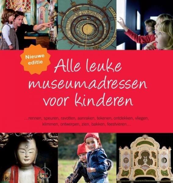 Alle leuke museumadressen voor kinderen 9789077090459 Thijs Termeer Spalder & Novell Jeffers. HOBB-Gidsen  Reisgidsen, Reizen met kinderen Nederland