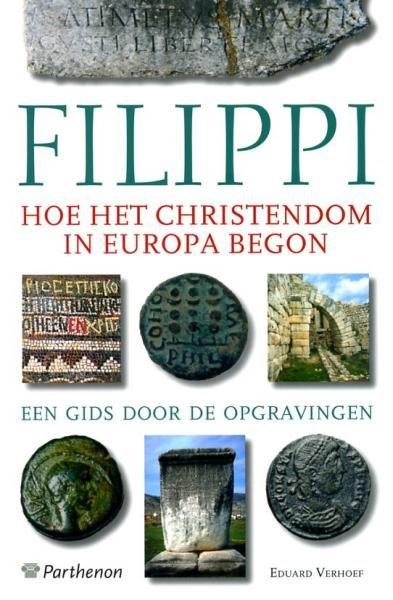 Filippi 9789079578108 Eduard Verhoef Parthenon   Reisgidsen Midden en Noord-Griekenland, Athene