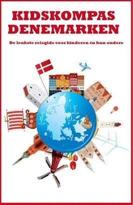 Kidskompas Denemarken 9789081985246  Cheeky Monkeys   Kinderboeken, Reisgidsen Denemarken