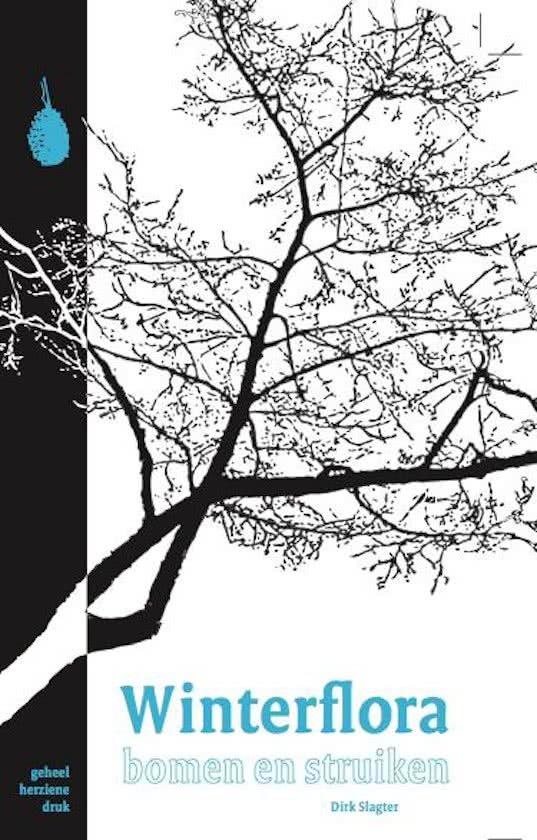 Winterflora Bomen en struiken 9789082043617  KNNV   Natuurgidsen Benelux