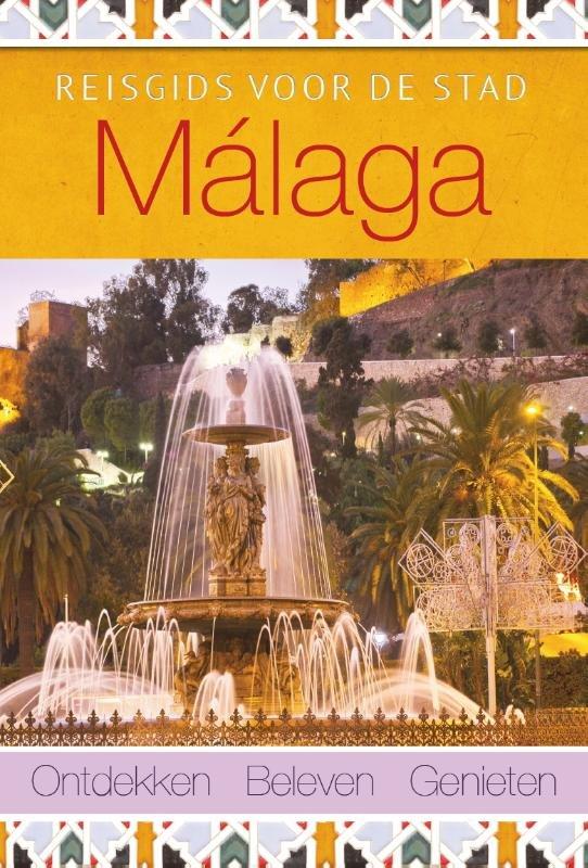 Reisgids voor de stad Malaga 9789082179309 Anne Pennekamp Liberty Lab   Reisgidsen Malaga