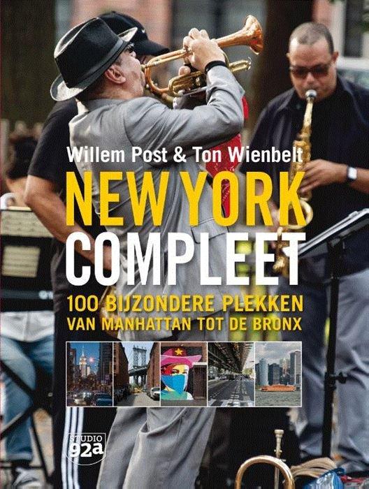 New York Compleet | reisgids 9789082783018 Willem Post Studio 92a   Reisgidsen New York, Pennsylvania, Washington DC