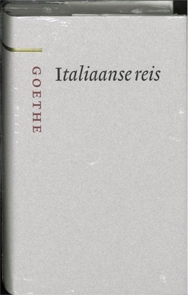 Italiaanse Reis 9789085061557 Goethe Boom   Reisverhalen Italië