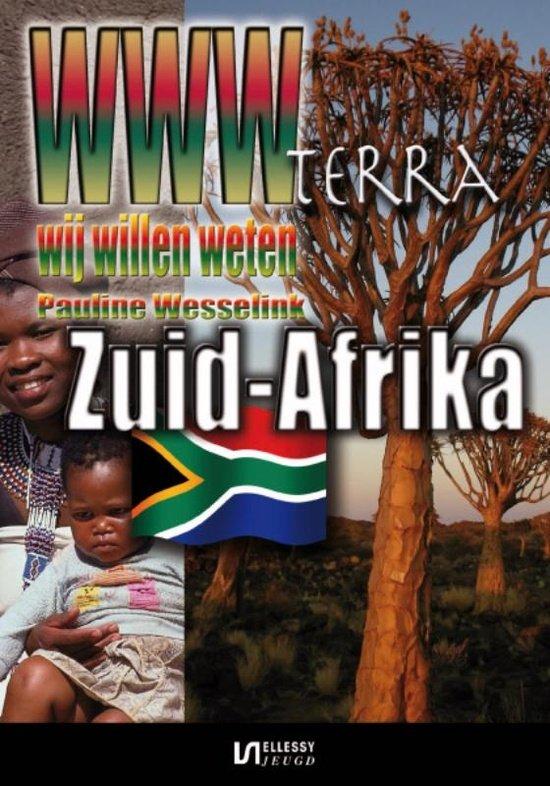 Zuid-Afrika   kinderreisgids 9789086601226  Ellessy   Kinderboeken, Reisgidsen Zuid-Afrika