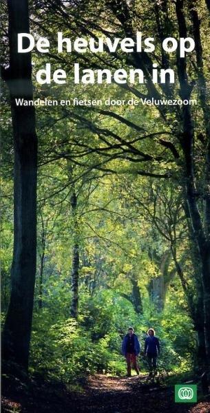De heuvels op de lanen in 9789087881443 IVN Oost Veluwe BDU   Wandelgidsen Arnhem en de Veluwe