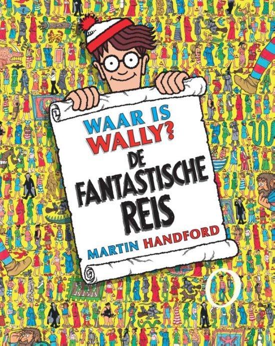 Waar is Wally : De Fantastische Reis 9789089419934  Memphis Belle   Kinderboeken, Reisverhalen Wereld als geheel