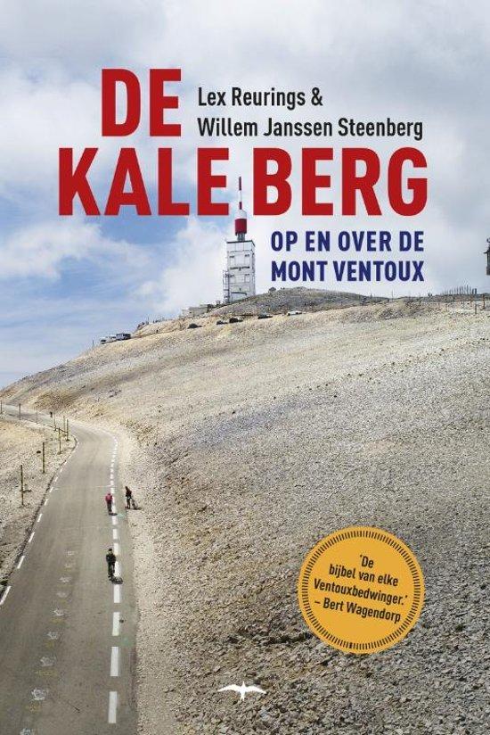 De Kale Berg 9789400406155 Lex Reurings De Bezige Bij Thomas Rap  Fietsgidsen Provence, Vaucluse, Luberon