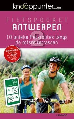 Fietspocket Antwerpen (provincie) 9789401420747  Lannoo Knooppunter  Fietsgidsen Vlaanderen & Brussel